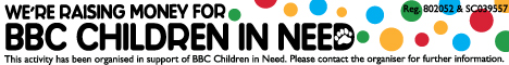 Help us raise £5 million for children in need